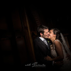 Wedding photographer Chema Sanchez (ChemaArtSemure). Photo of 27.11.2016