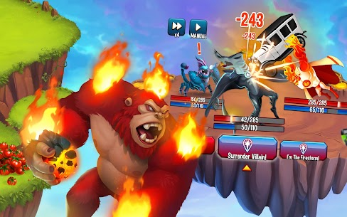 Monster Legends Mod Apk Download For Andoid and Iphone 8