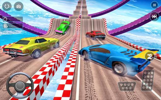 Crazy Mega Ramp Car Racing Game - Car Games 2020 android2mod screenshots 3