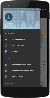 Workout-Manager - screenshot