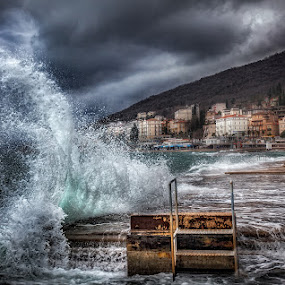 by Vasja Pinzovski - Landscapes Waterscapes