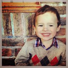 Photo: Jude, son of John '05 and Ashleigh '07 Bennet