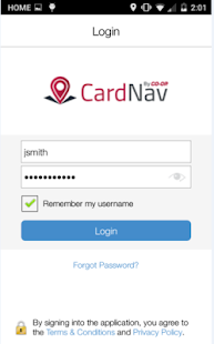 CardNav- screenshot thumbnail