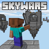Skywars 🌦️ Map for MC Pocket Edition icon