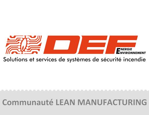 Christelle FENAYON, Responsable produit ordonnacement chez MIPE (Groupe DEF) témoignera au #LeanTourCentre2017 pour la communauté Lean Manufacturing
