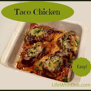 Taco Chicken.