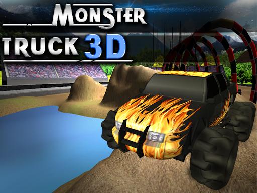 怪物卡车赛车游戏