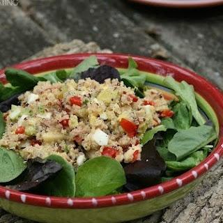 Tuna Quinoa Salad.