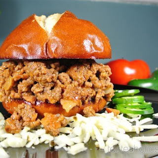 Pork Sloppy Joes Recipes