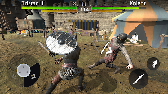 Knights Fight 2: Honor & Glory mod apk download 5