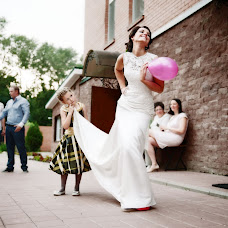 Wedding photographer Nataliya Popova (NataliaPopova). Photo of 07.09.2013