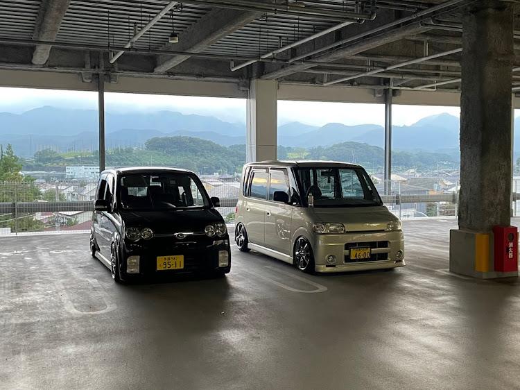 タント L350Sのセカンドカー,愛車紹介,DIY,オフ会,グッカーズに関するカスタム&メンテナンスの投稿画像1枚目