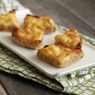 Crabmeat Canapes - Make Ahead Appetizer #SundaySupper.