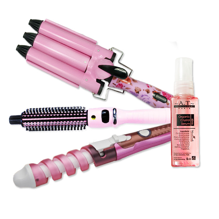 Crazy Curlers Combo II by Supermodels Secrets