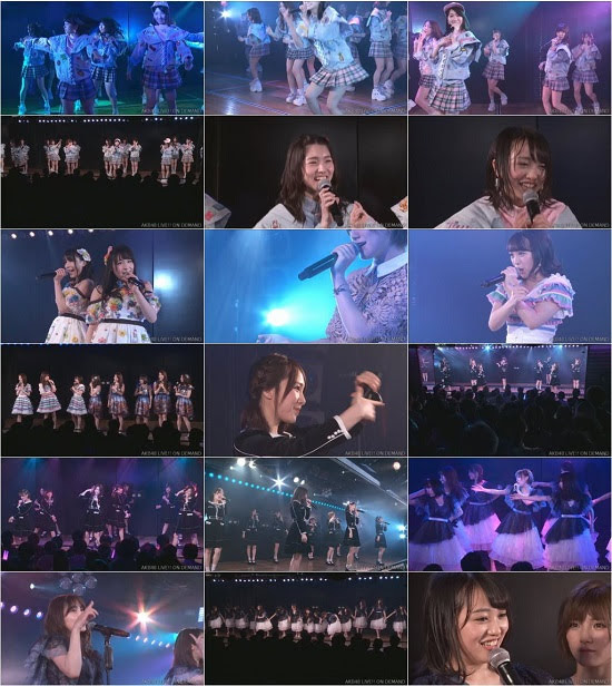 (LIVE)(720p) AKB48 「サムネイル」公演 向井地美音 生誕祭 Live 720p 180326