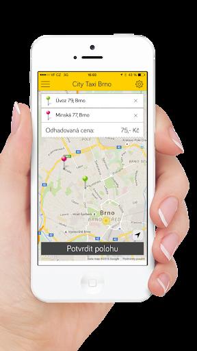 City Taxi Brno