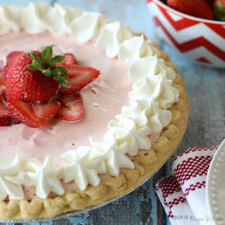 Strawberry Daiquiri Pie.