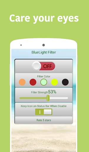 Bluelight Filter - Night Mode Apk 1