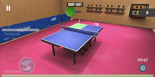 Table Tennis ReCrafted! apktram screenshots 21