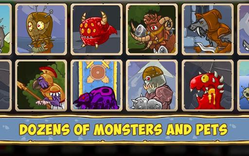 Let's Journey - idle clicker RPG - offline game filehippodl screenshot 19