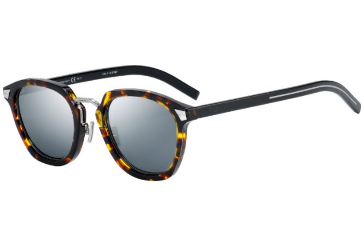 65db961294 Buy Christian Dior Homme DIORTAILORING1 C51 EPZ (T4) Sunglasses ...