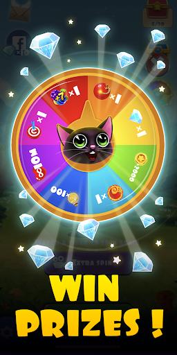 Fruity Cat -  bubble shooter! modavailable screenshots 6