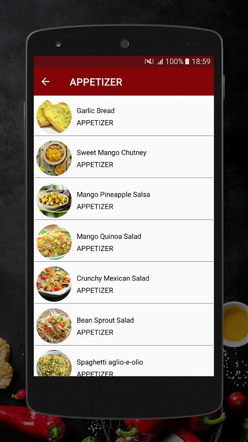 Indian veg recipes in english android apps on google play indian veg recipes in english screenshot forumfinder Image collections