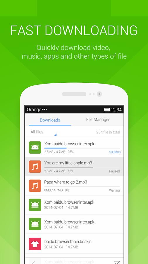 DU Browser(Fast&Secure)- screenshot