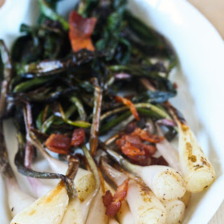 Ramps with Bacon