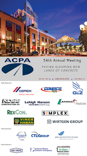 ACPA 54th Annual Meeting - náhled