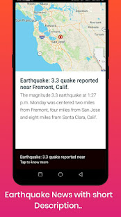 Download Earthquake Alerts For PC Windows and Mac apk screenshot 7