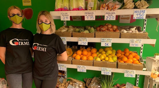 Tus frutas y verduras de la huerta a casa por whatsapp