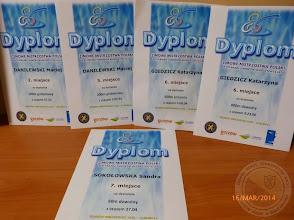 Photo: Zimowe Mistrzostwa Polski Juniorów 16 letnich (16.03.2014) - wyniki klasy IIIc