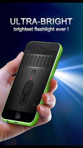 Real Flashlight - Ultra Bright 1.2.3 screenshots 1