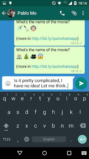 Emoji Quizzes for WhatsApp screenshot