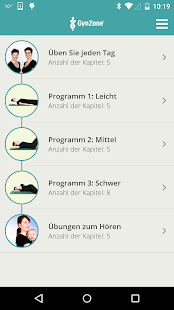 Beckenboden Training – Miniaturansicht des Screenshots