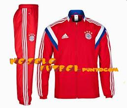 Photo: Bayern Münich Chandal
