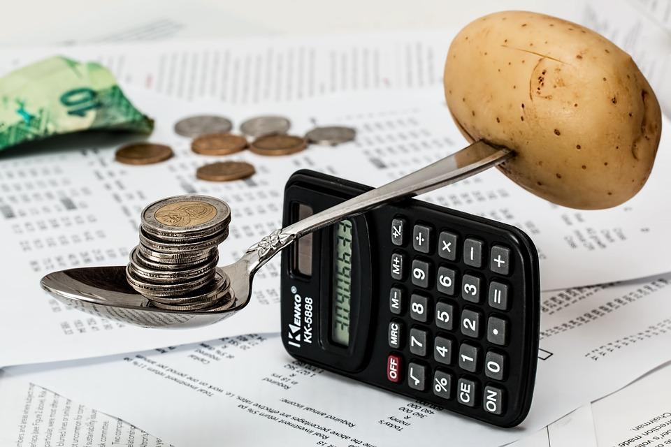 コイン, 電卓, 予算, 家計, お金, 現金, 通貨, 保存, 会計, 市場, 計算, 獲得, 計画, 収入