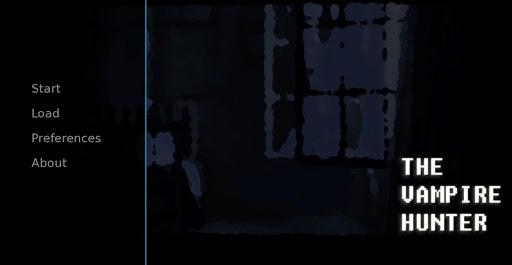 The Vampire Hunter: Your Choices - Your Novel  captures d'écran 1