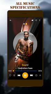 BlackPlayer Music Player App Download For Android 8
