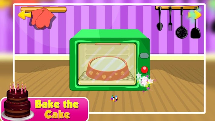 My Kitchen - Strawberry Cake - screenshot