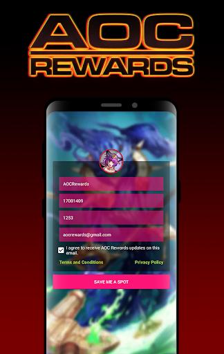 AOC Rewards Lite cheat hacks