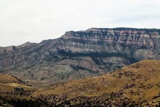 Photo: Copman's Tomb mountain