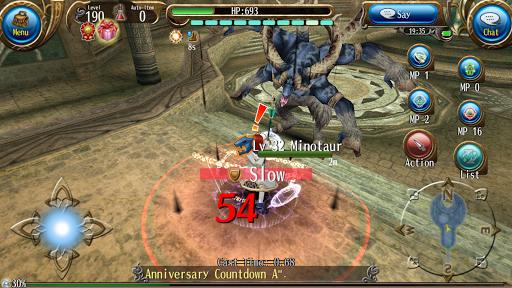 RPG Toram Online 3.3.18 screenshots 8