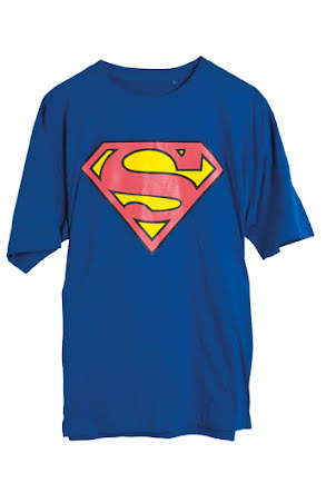 T-shirt, Superman