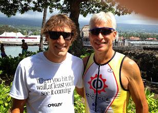 Photo: All eyes will be on German uber-biker and 2 time 70.3 world champion Sebastian Kienle