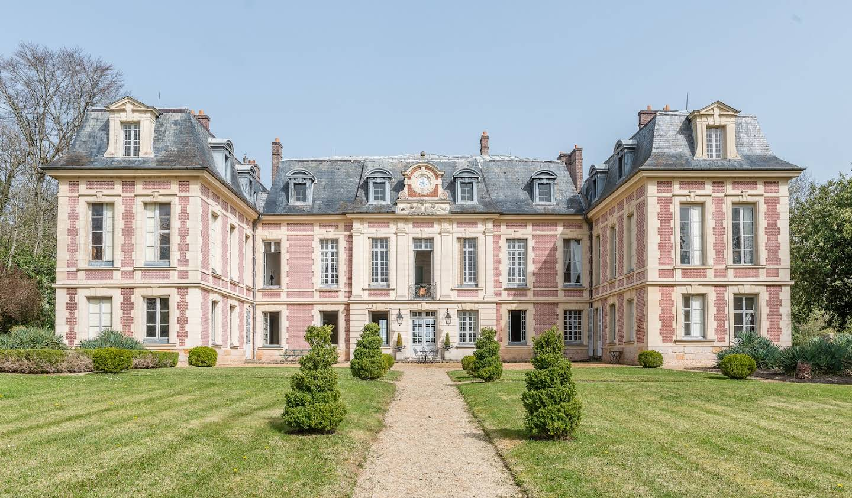 Château Villiers-le-Bâcle