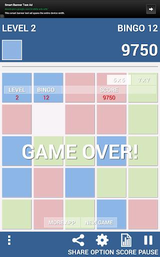 Bingo Puzzle screenshots 10