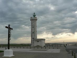 Photo: Le phare du Hourdel