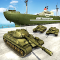 US Army Transport Tank Cruise Ship Helicopter Game APK